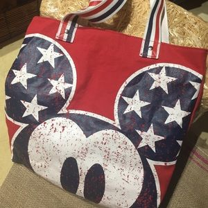 Disney Mickey Tote. Like New